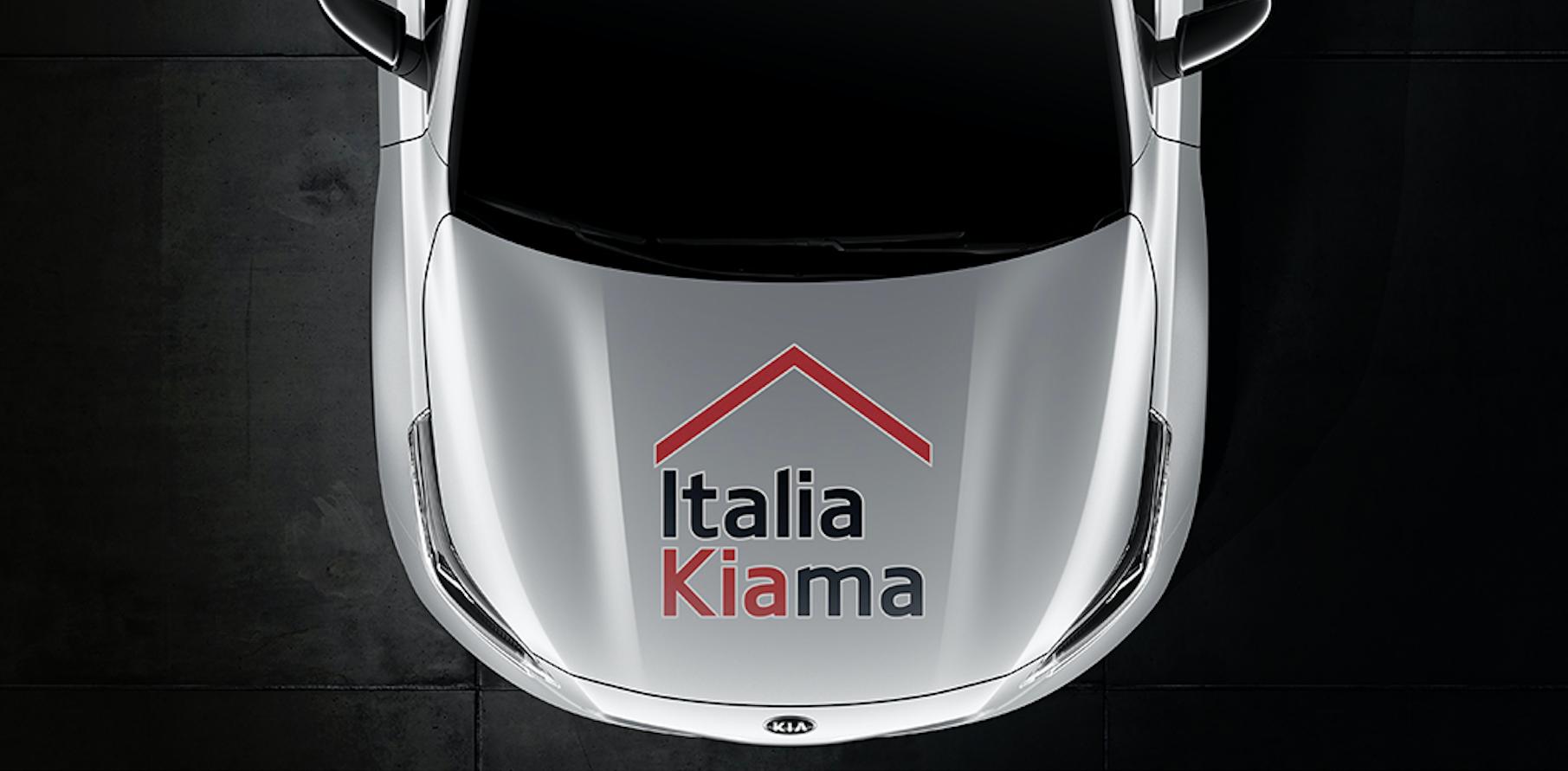 #ITALIAKIAMA